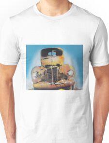 Rusty Gold 2 Unisex T-Shirt