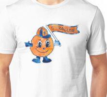 Tie-Dye Otto the Orange Unisex T-Shirt