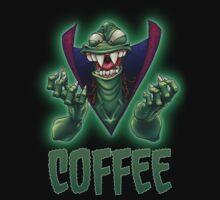 Ziltoid Needs COFFEE One Piece - Short Sleeve