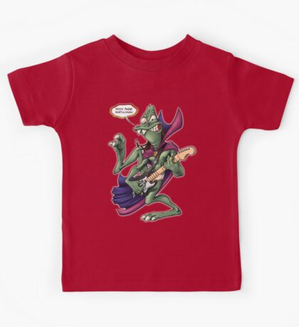 Rock This, Earthlings! Kids Tee