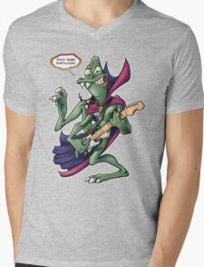 Rock This, Earthlings! Mens V-Neck T-Shirt