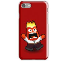 Inside Out's Anger: 8-bit Designs iPhone Case/Skin