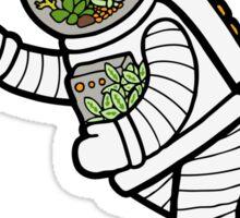 Astro Terrarium Sticker