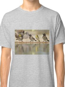 Colors in Nature - Colorful Wild Birds from Africa - Reflections of Life Classic T-Shirt