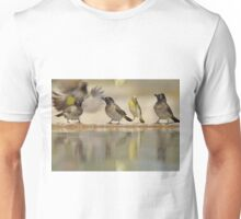 Colors in Nature - Colorful Wild Birds from Africa - Reflections of Life Unisex T-Shirt