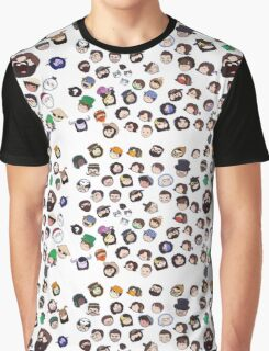 Every official Grump Head (2/14/2016) Graphic T-Shirt