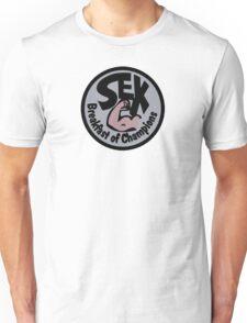 James Hunt Sex Breakfast of Champion Unisex T-Shirt