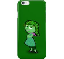 Inside Out's Disgust: 8-bit Designs iPhone Case/Skin