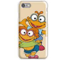 Muppet Babies - Skooter & Skeeter iPhone Case/Skin