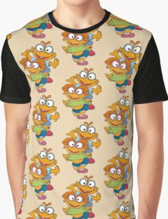 Muppet Babies - Skooter & Skeeter Graphic T-Shirt