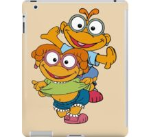 Muppet Babies - Skooter & Skeeter iPad Case/Skin