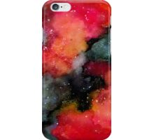 Fire Haired Girl iPhone Case/Skin