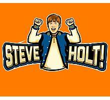 Steve Holt! Photographic Print