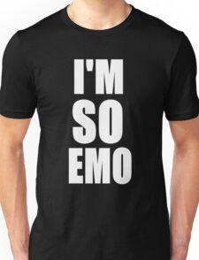 I'M SO EMO Design  Unisex T-Shirt