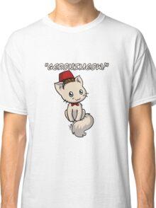 Geronimeow Classic T-Shirt