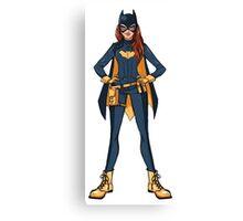 Batgirl of Burnside Canvas Print