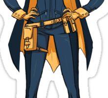 Batgirl of Burnside Sticker