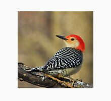 Red Bellied Woodpecker - Exotic Colorful Wild Birds - Colors in Nature Unisex T-Shirt