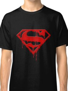 superman - bloody Classic T-Shirt
