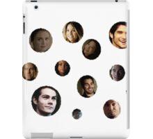 Teen Wolf Polka Dots iPad Case/Skin