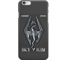 Skyrim Legendary Edition iPhone Case/Skin