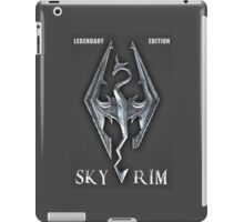 Skyrim Legendary Edition iPad Case/Skin