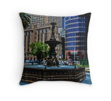 Spring on Spring Throw Pillow