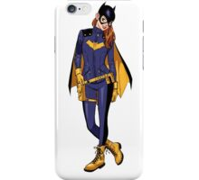Sexy Batgirl of Burnside  iPhone Case/Skin