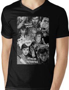 Bae Motel Mens V-Neck T-Shirt