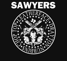The Sawyers Hey Ho! Let's Go...Cut them up! Women's Fitted Scoop T-Shirt