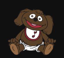 Muppet Babies - Rowlf Baby Tee