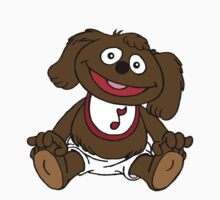 Muppet Babies - Rowlf One Piece - Short Sleeve