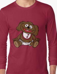 Muppet Babies - Rowlf Long Sleeve T-Shirt