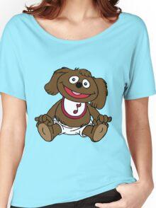 Muppet Babies - Rowlf Women's Relaxed Fit T-Shirt