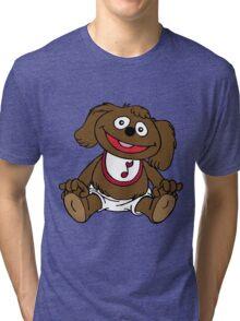 Muppet Babies - Rowlf Tri-blend T-Shirt