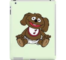 Muppet Babies - Rowlf iPad Case/Skin