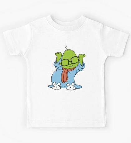 Muppet Babies - Bunsen - Raise The Roof - White Font Kids Tee