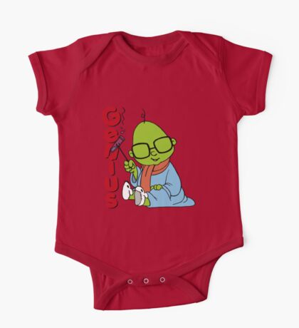 Muppet Babies - Bunsen - Genius One Piece - Short Sleeve