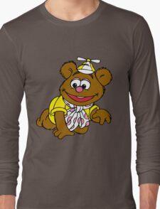 Muppet Babies - Fozzie Bear - Crawling Long Sleeve T-Shirt