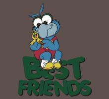 Muppet Babies - Gonzo & Camilla 01 - Best Friends One Piece - Short Sleeve
