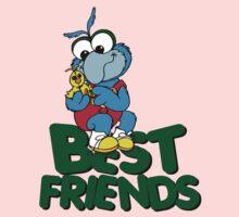 Muppet Babies - Gonzo & Camilla 01 - Best Friends Baby Tee