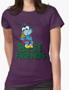 Muppet Babies - Gonzo & Camilla 01 - Best Friends Womens Fitted T-Shirt