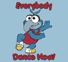 Muppet Babies - Gonzo 01 - Everybody Dance Now Baby Tee