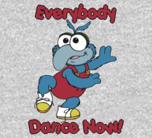 Muppet Babies - Gonzo 01 - Everybody Dance Now One Piece - Short Sleeve