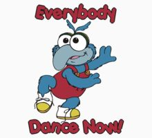 Muppet Babies - Gonzo 01 - Everybody Dance Now Baby Tee