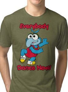 Muppet Babies - Gonzo 01 - Everybody Dance Now Tri-blend T-Shirt