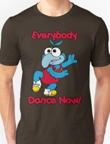 Muppet Babies - Gonzo 01 - Everybody Dance Now Unisex T-Shirt