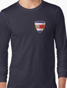 Costa Rica, Pura vida Long Sleeve T-Shirt