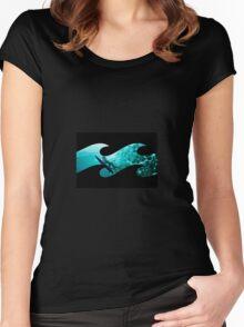 billabong Women's Fitted Scoop T-Shirt