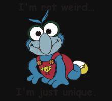 Muppet Babies - Gonzo 02 - I'm Not Weird... Kids Tee